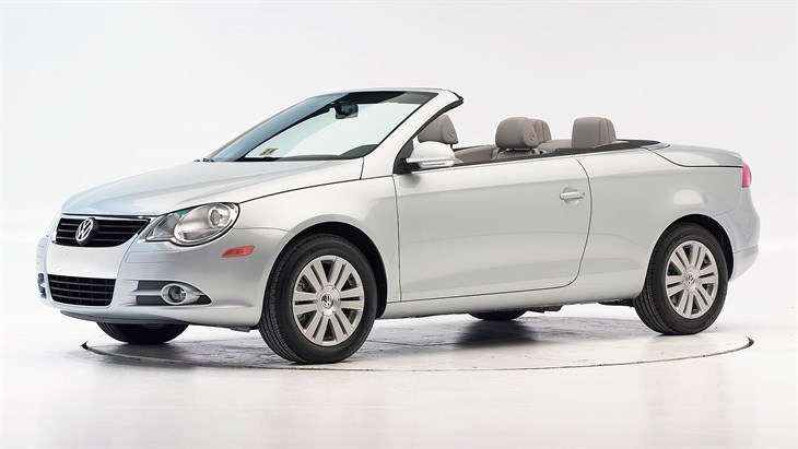 Volkswagen Eos open-top turbo 1.6cc