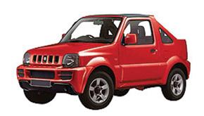Suzuki Jimny open-top diesel 1.3cc