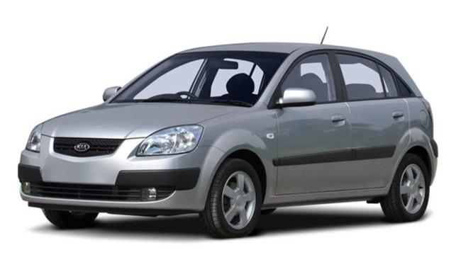 Kia Rio diesel 1.5cc