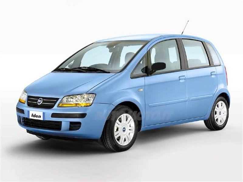 Fiat Idea 1.3cc or Similar