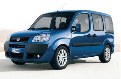 Fiat Doblo 7-seat 1.3cc