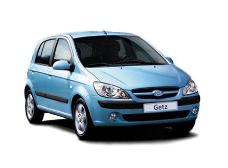 Hyundai Getz 1.1cc or Similar