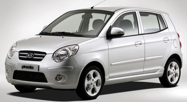 Kia Picanto Diesel 1.1cc or Similar
